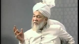 Liqa Ma'al Arab 6th August 1996 Question/Answer English/Arabic Islam Ahmadiyya