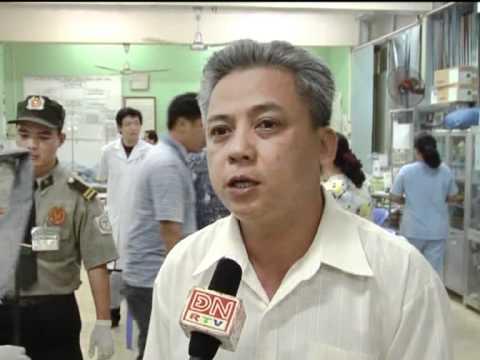 Video vụ tai nạn xe lửa ở Biên Hòa
