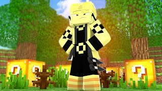Minecraft: HARDCORE ANIMES #1 - NARUTO!