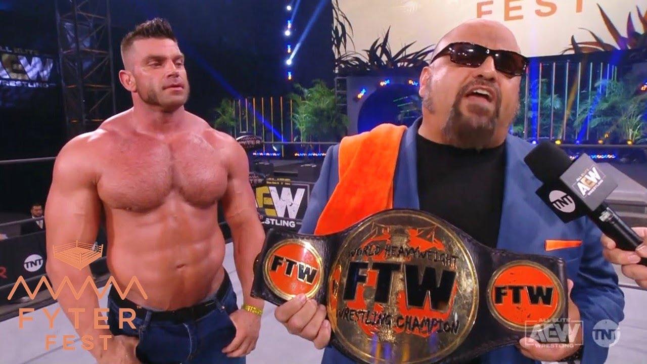 Un Peu d'ECW à la AEW! Résultats AEW Fyter Fest 08 Juillet 2020 (Nuit 2)