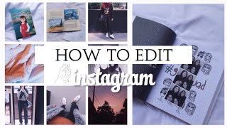 Video How to Edit Instagram Photos // Grunge Feed download MP3, 3GP, MP4, WEBM, AVI, FLV Oktober 2017