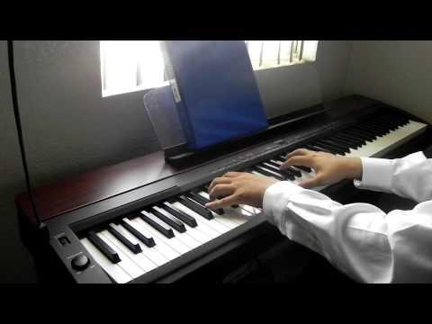 Backstreet Boys - I Want It That Way (piano cover)