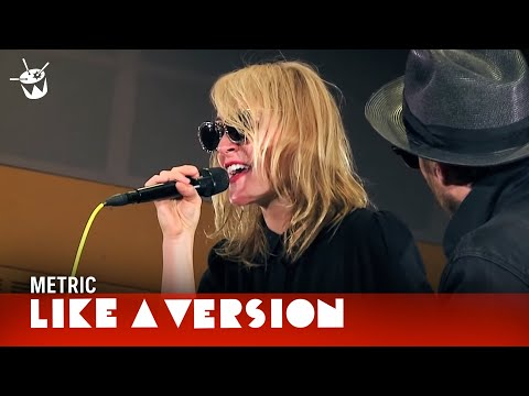 Metric cover Willie Nelson's 'Always On My Mind' for Like A Version