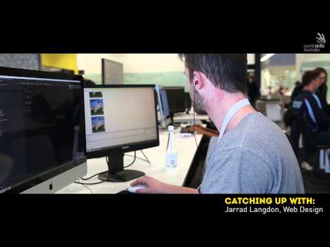 WorldSkills Oceania: Competition Catch Up with Web Design