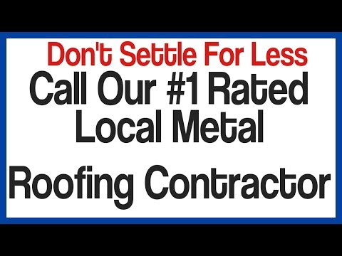 Metal Roofing Contractors Waco TX