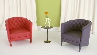 Erstellen Sie einen Stuhl in 3ds Max 2014 (work process) p-1