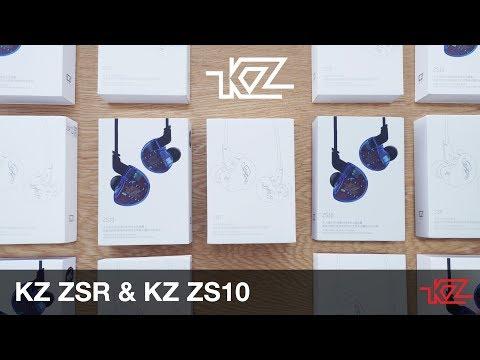 **GIVEAWAY** KZ ZSR & KZ ZS10 First look
