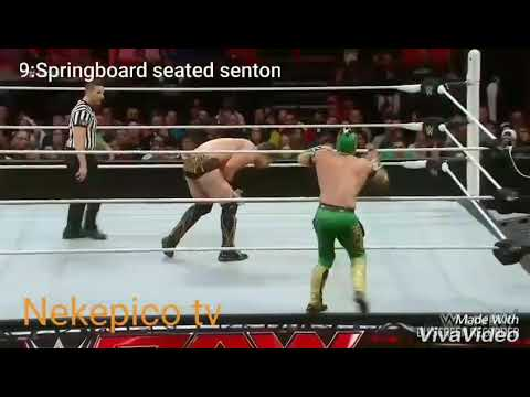 Download Top 10 moves of kalisto wwe!