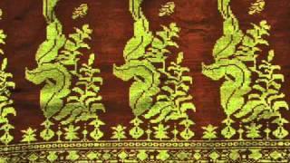 Aura Batik : Songket Tenun Terengganu untuk Pakaian Wanita