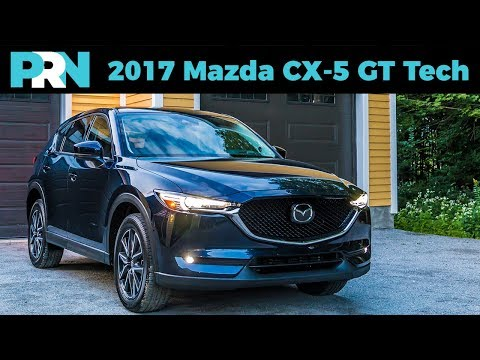 2017 Mazda Cx 5 Gt Tech Testdrive Spotlight