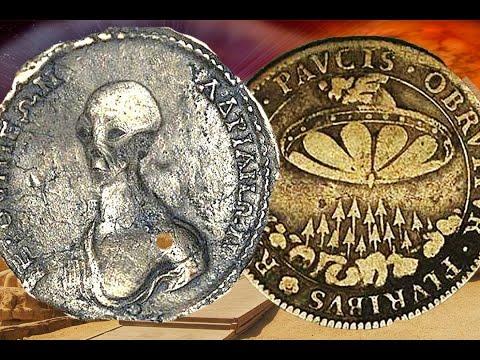 Ancient 'Alien Coins' Found in Egypt