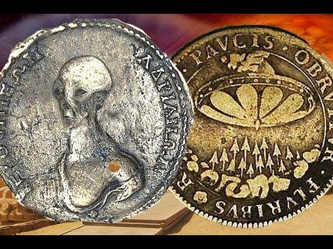 Ancient 'Alien Coins' Found in Egypt thumbnail