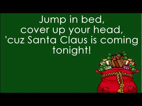 Here Comes Santa Claus Lyrics