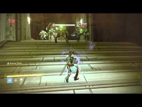 Energy Drain tomb husk