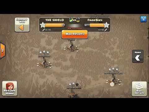 The Shield War Win
