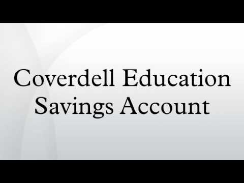 Coverdell Education Savings Account