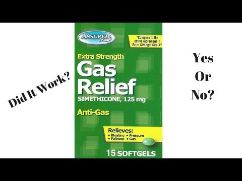 Product Testing: Dollar Tree Assured Extra Strength Gas Relief Soft Gel Tablets (Review