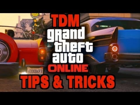GTA 5 Tutorial: Tips & Tricks on How To Get Better Online In Team Death Match