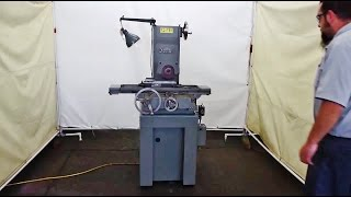 """DOALL 6"""" x 12"""" Surface Grinder Model DH 612"""