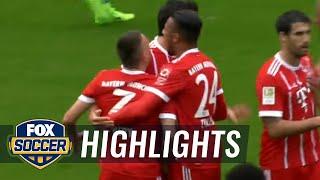 Hertha Berlin 2 - 2 FC Bayern Munchen