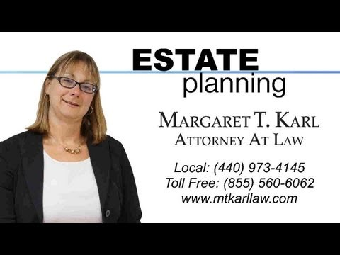 Estate Planning, Wills, Legal Service, Real Estate Margaret Karl, Attorney