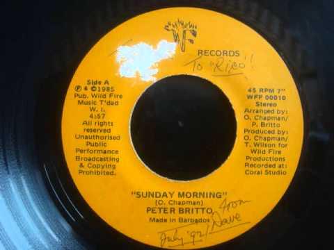 Peter Britto   Sunday Morning
