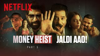 The Money Heist Fan Anthem | Anil Kapoor, Rana Daggubati, Vikrant Massey, Shruti Haasan & More!