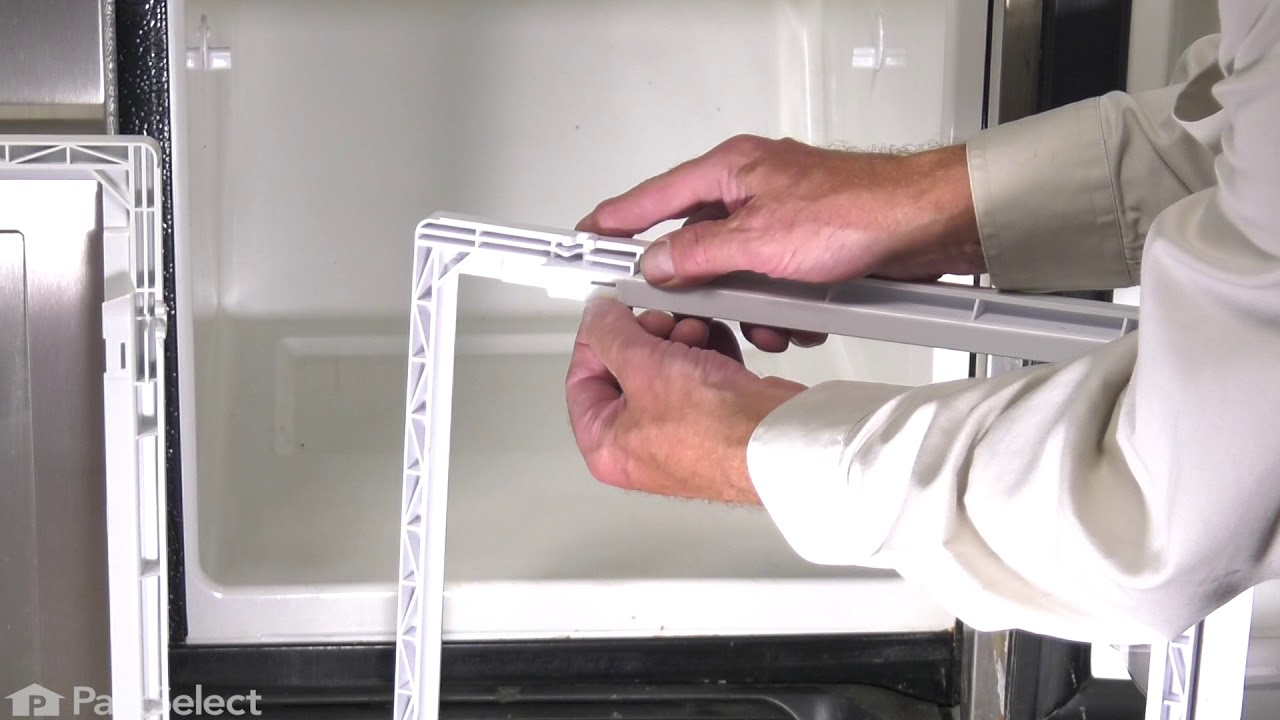Replacement Meat Pan Hangers Left Right Compatible with Frigidaire Refrigerator