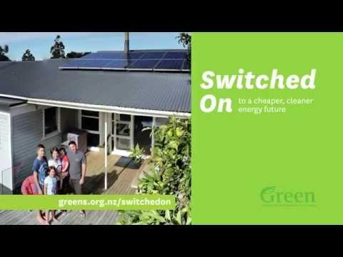 NZ Power: A Green Energy Plan