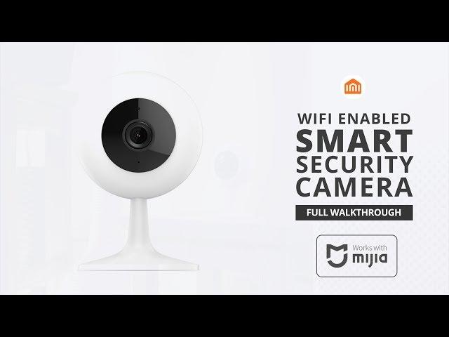 e275b3225e40 Умная камера ИК XIAOMI CHUANGMI CMSXJ01C 720P-купить в интернет ...