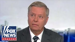 Graham's warning to Trump: World is 'sizing you up'