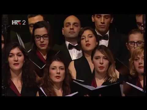 Akademski Zbor Ivan Goran Kovacic S Vremena Na Vrijeme Korak U Zivot 04 11 2016 Youtube