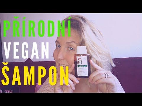 Přírodní šampon Klorane