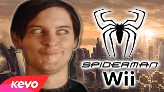 Spiderman 3 but it's on the wii