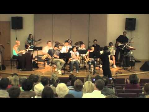 Bradford School of Music Jazz/Rock/Blues Ensemble - Blue Train