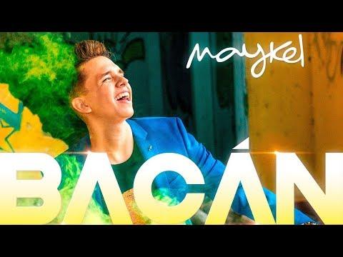 Maykel - Bacán (Lyric Video)