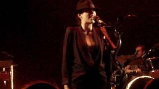 Marion Cotillard & Yodelice - Concert à Nanterre 20.03.10