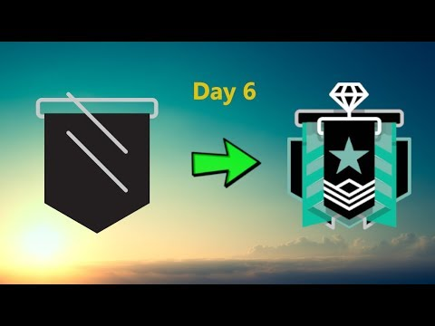 (Ps4) ROAD TO DIAMOND - Day 6