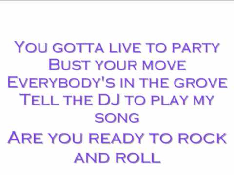 Jonas Brothers - Live To Party (Lyrics + Download)