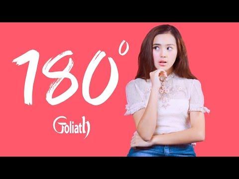 Official Lyric Video | Goliath - Seratus delapan puluh derajat