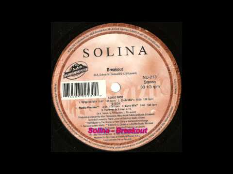 Solina - Breakout (Club Mix)