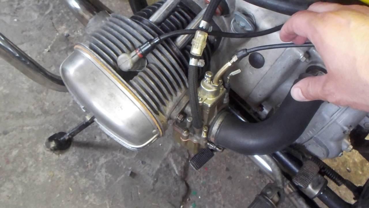 Ural 650 - 1 cylindre ???