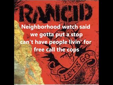 Rancid-Side Kick lyrics
