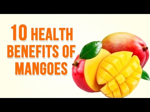 Top 10 Health Benefits of Mango Fruit || Best Health Tips || Health and Beauty Care