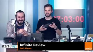 Infinite Review unboxing smartphone Asus ROG Phone
