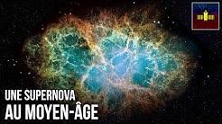 🛰 Une explosion galactique au Moyen-Âge