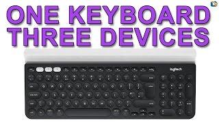 Logitech K780 Multi Device Keyboard Review