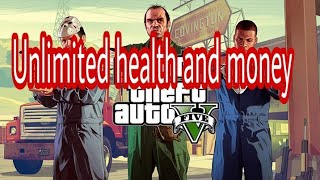 How to unlimited health and money ( GTA San Andreas Mod GTA 5 )