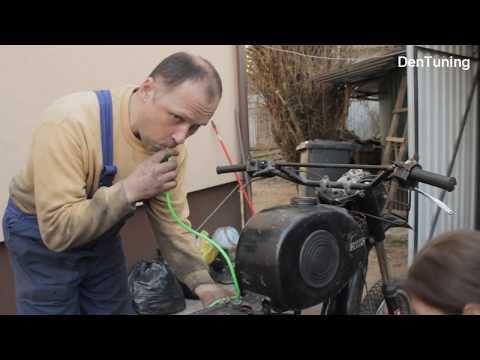 Мотоцикл ИЖ ПС Реанимация двигателя 5 часть