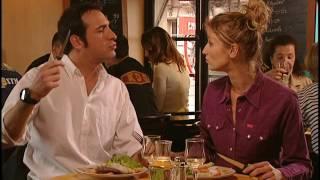 Un gars une fille - au restaurant
